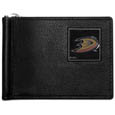 Anaheim Ducks® Leather Bill Clip Wallet